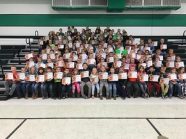 1st quarter Honor Roll!