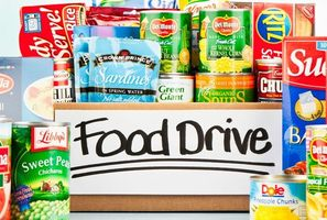 Junction Hill Food Drive