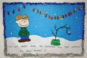Which Christmas Bulletin Board is Your Favorite?