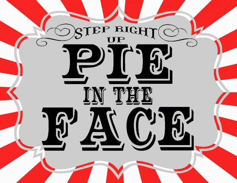 Pie-in-the-Face BETA Fundraiser