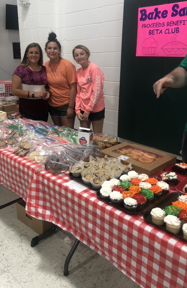 BETA Bake Sale