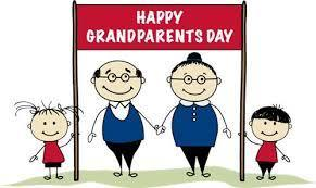 Grandparents Week Sept 10-14