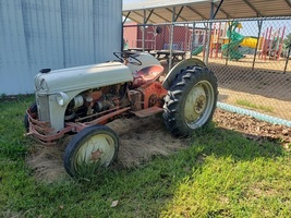Classic 8N Ford Tractor For Sale