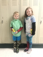Red Ribbon Week Mix Match Day Winners