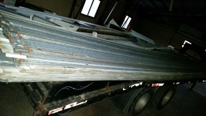 Used Roof Metal For Sale