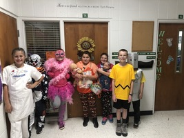 3rd-5th Halloween Costume Contest Winners