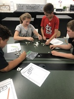 Marshmallow Engineer STEM Challenge